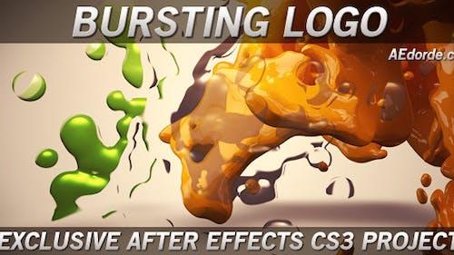 Bursting Logo