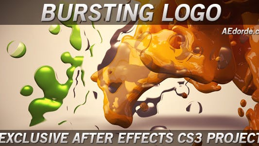 Bursting Logo