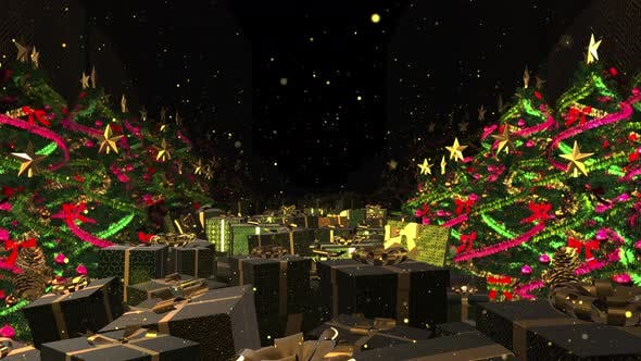 The Magical Of Christmas Gift  06 4K