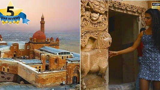 Thumbnail for Historic Palace Turkey (Ishak Pasha Palace)