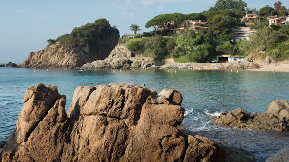 Thumbnail for Beautiful Bay On The Spanish Costa Brava Coast 3