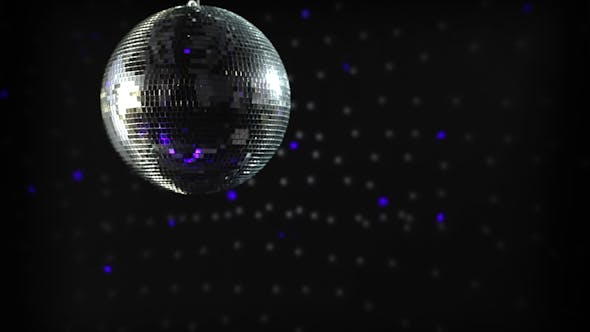 Thumbnail for Discoball Spinning 3