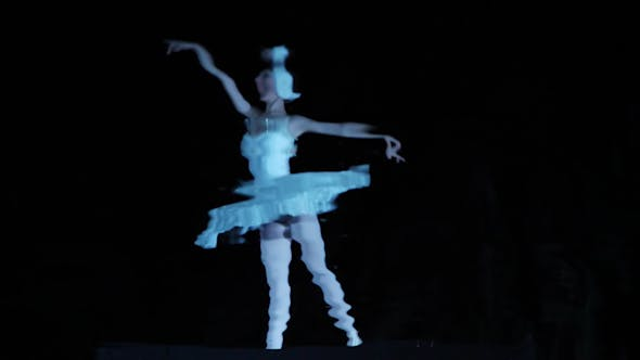 Thumbnail for Lake Ballet Classic Dancer 9