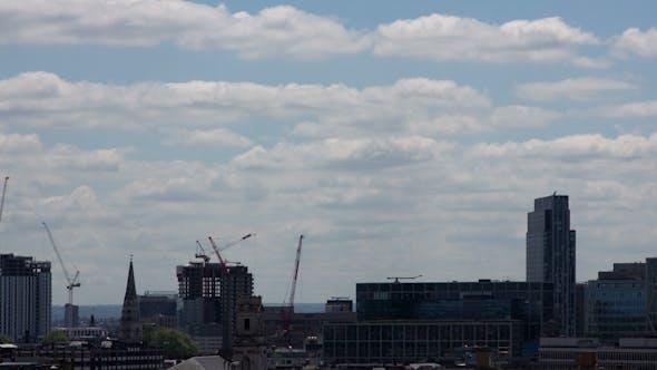 Thumbnail for London City Timelapse England