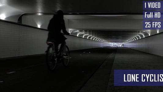 Thumbnail for Lone Cyclist