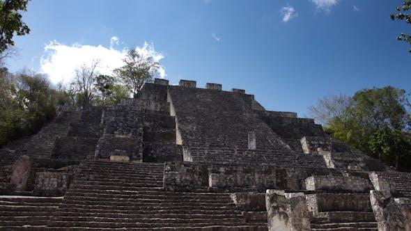 Thumbnail for Mayan Ruins Mexico Kalakmul 2