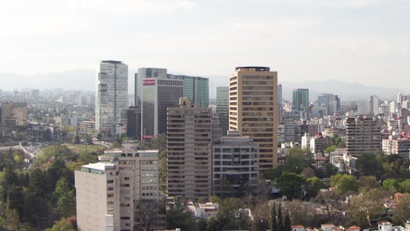 Thumbnail for Mexico Df Skyline 12