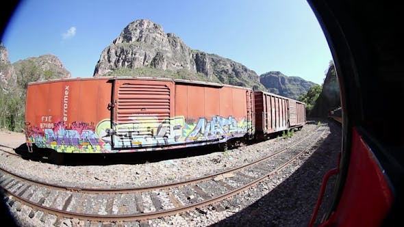 Thumbnail for Mexico Train Ride Copper Canyon Sierra Madre 42
