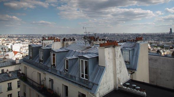 Thumbnail for Paris Rooftops In Montmatre