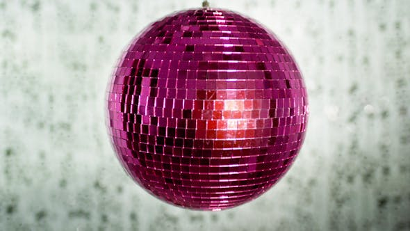 Thumbnail for Pink Discoball 33