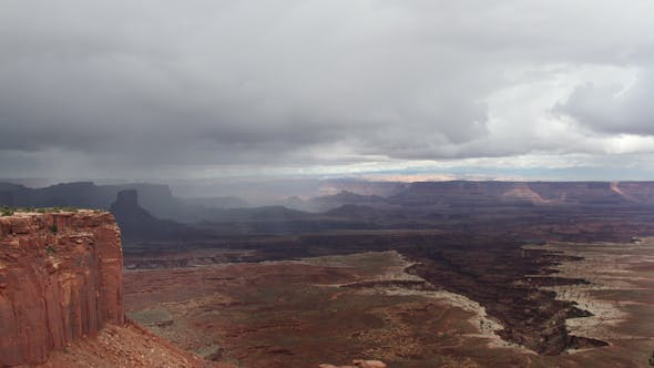 Rock Structures At Canyonlands Utah Usa 7