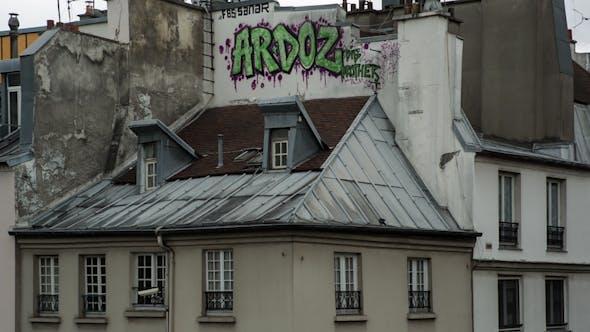 Thumbnail for Rooftop, Paris France