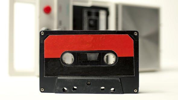 Thumbnail for Tape Recorder Vintage Cassette 14