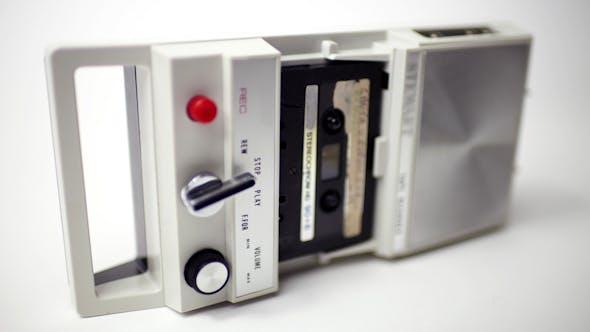 Thumbnail for Tape Recorder Vintage Cassette 19