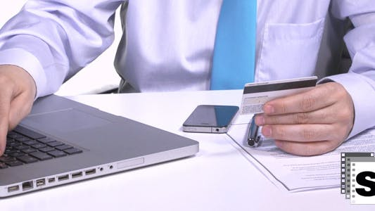 Using Credit Card -  E-shopping