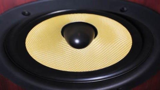 Bass Audio Speaker