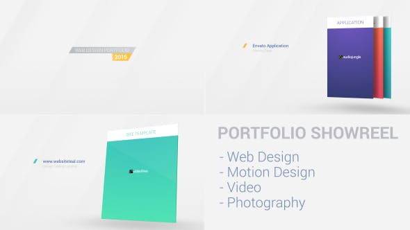 Thumbnail for Porfolio Web