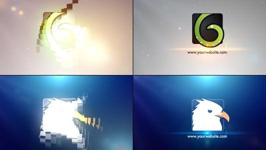 Einfaches Logo