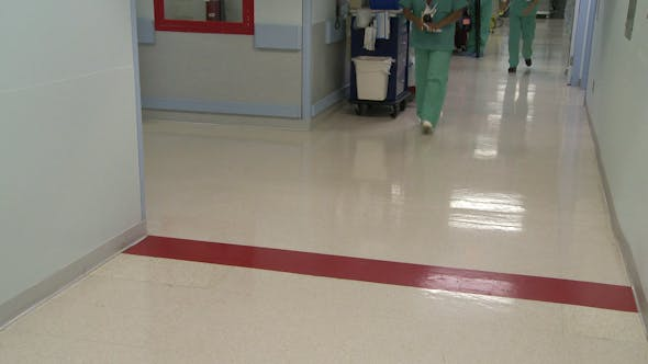 Thumbnail for Medical Staff In Hallway (1 Of 2)