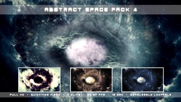 Thumbnail for Abstract Space Pack 4