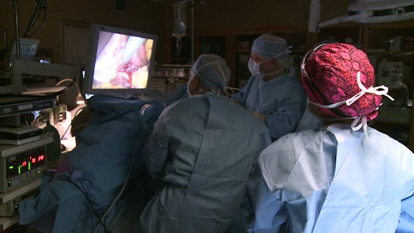 Thumbnail for Surgeons Performing A Medical Operation (12 Of 15)