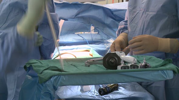 Thumbnail for Surgeons Performing A Medical Procedure (2 Of 15)