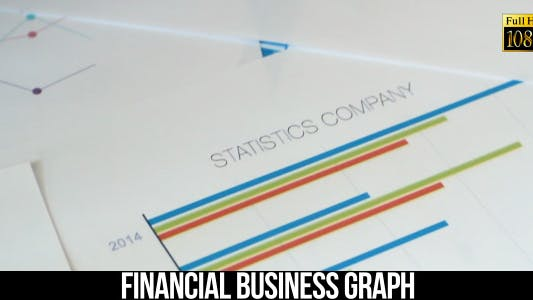 Cover Image for Financial Business Graph 17