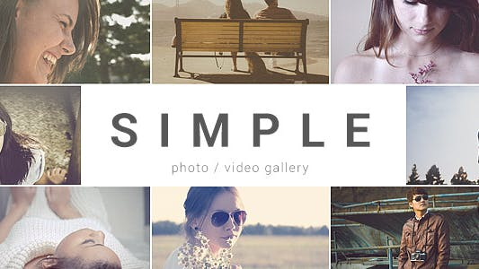 Thumbnail for SIMPLE - Parallax Photo Gallery