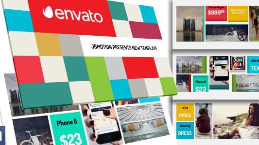 Thumbnail for Webmarket - Boutique en ligne Promo