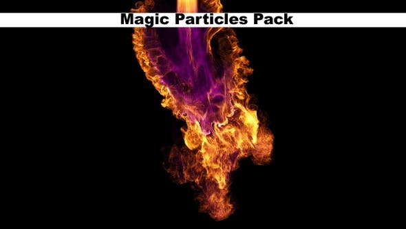 Magic Particles Pack