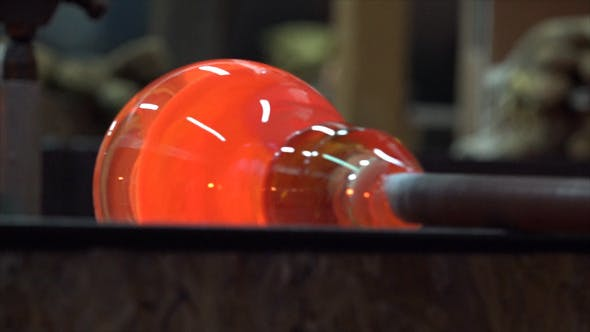 Thumbnail for Glassblowing or Glassblower 7