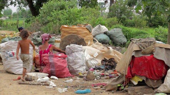Thumbnail for Slums At Phnom Penh City Dumping Area 29