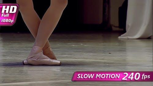 Ballerina Tanzen