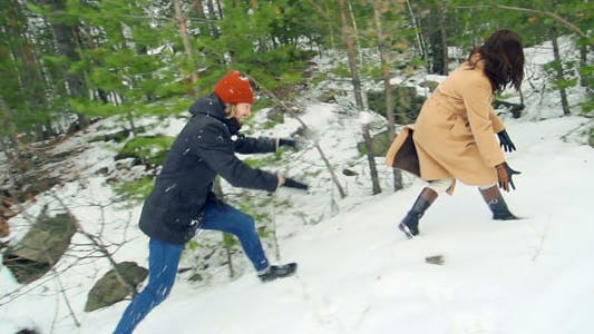 Thumbnail for Snowball Fight