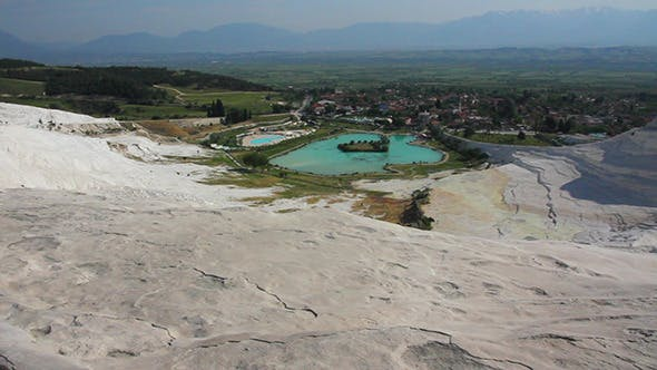 Thumbnail for Panorama Of Pamukkale Turkey