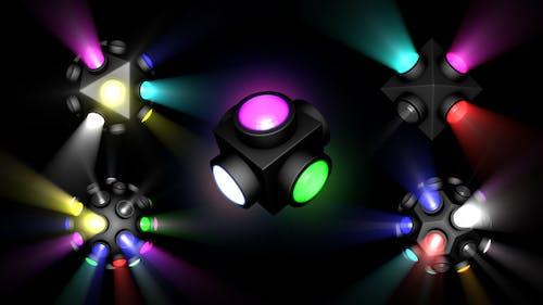VJ Lichtsystem-Kit