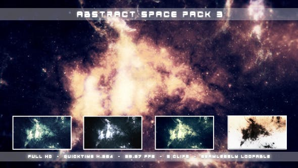 Thumbnail for Abstract Space Pack 3