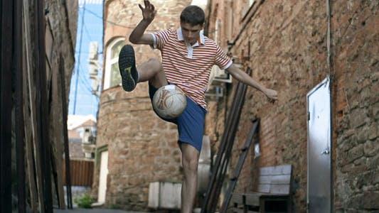 Thumbnail for Soccer Training