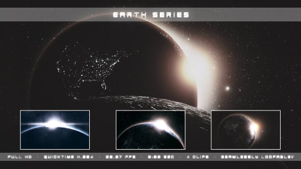 Thumbnail for Earth Series