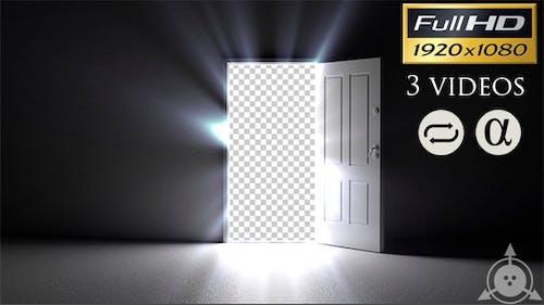 Türöffnung - 3er-Pack