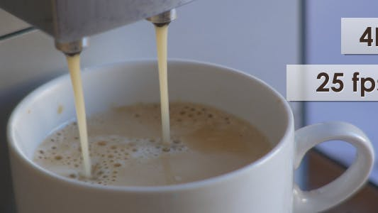 Thumbnail for Coffee Machine At Work
