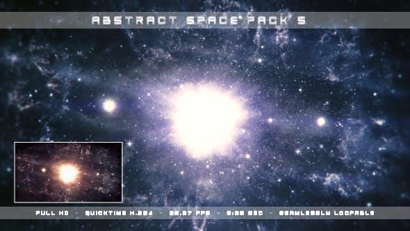 Thumbnail for Abstract Space Pack 5