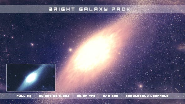 Thumbnail for Bright Galaxy Pack