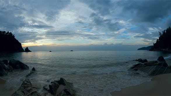 Cover Image for Ocean timelapse