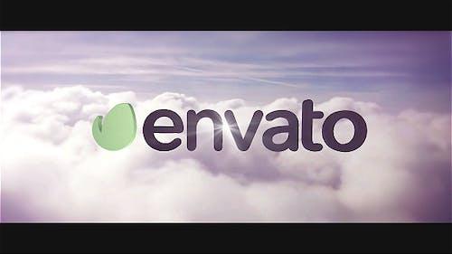 Fly Through Clouds Cinema Logo
