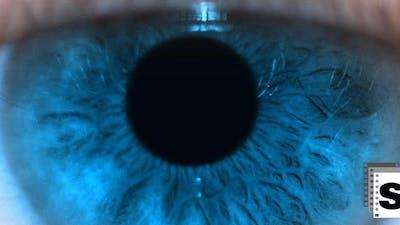 Eye Zoom In
