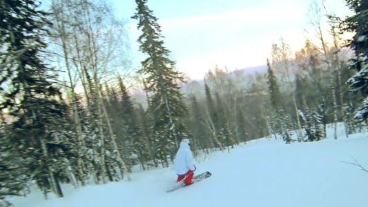 Thumbnail for Cutting through the Snow