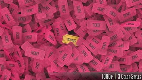 Ticket Stub Winner