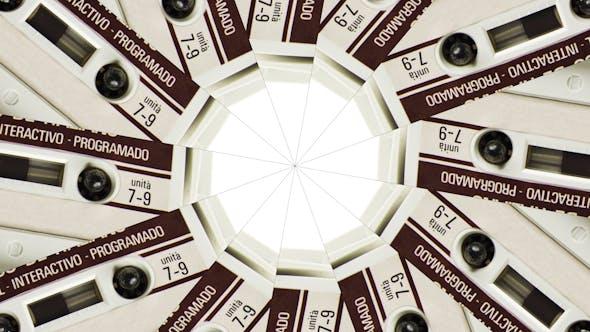 Thumbnail for Kaleidoscope Tape Pattern