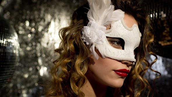 Thumbnail for Sexy Masquerade Mask Woman 11